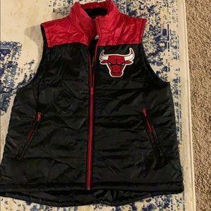 Mitchell & Ness Chicago Bulls Vest size large